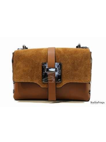 Женская сумка через плечо из НАТУРАЛЬНОЙ КОЖИ CP1651