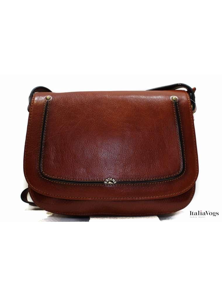 Женская сумка через плечо из НАТУРАЛЬНОЙ КОЖИ KATANA K66801