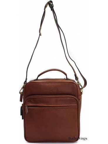 Мужская сумка из НАТУРАЛЬНОЙ КОЖИ KATANA K31027