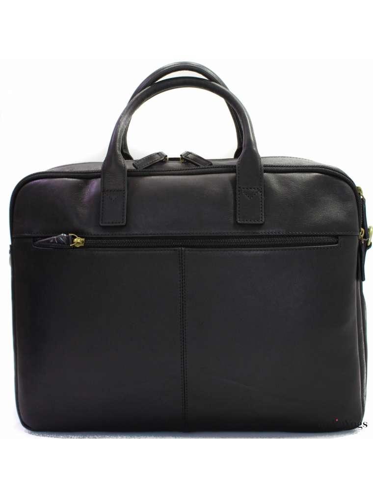 Мужская сумка для ноутбука из НАТУРАЛЬНОЙ КОЖИ KATANA K31163