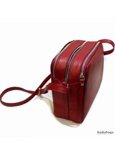 Женская сумка через плечо из НАТУРАЛЬНОЙ КОЖИ MIAF00