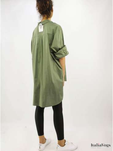 Женская удлиненная рубашка CI92020