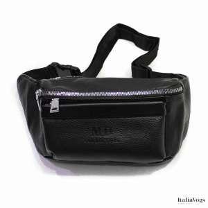 Мужская поясная сумка из НАТУРАЛЬНОЙ КОЖИ ODA6633324