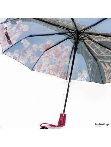 Женский зонт полуавтомат ODB0038