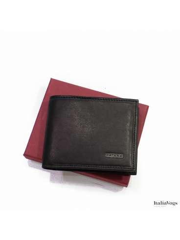 Мужское портмоне из НАТУРАЛЬНОЙ КОЖИ KATANA K766013