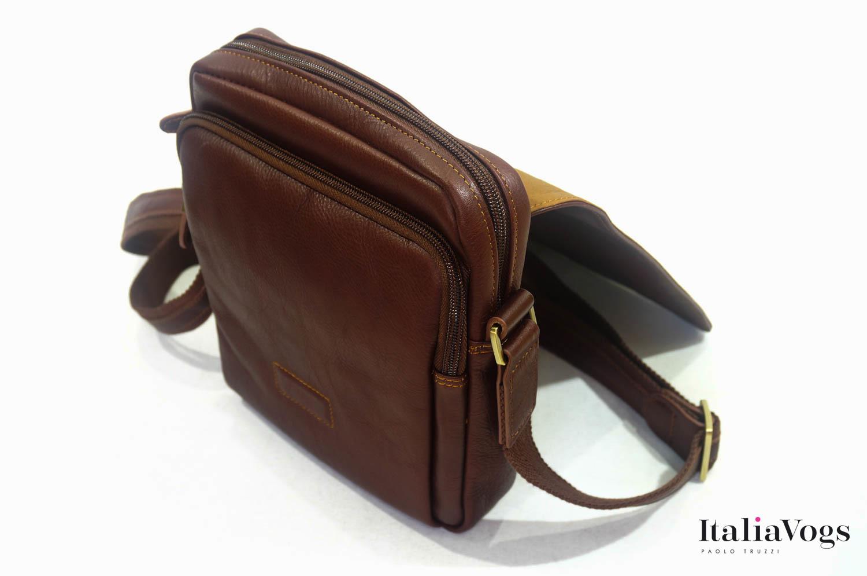 Мужская сумка из НАТУРАЛЬНОЙ КОЖИ KATANA K39112
