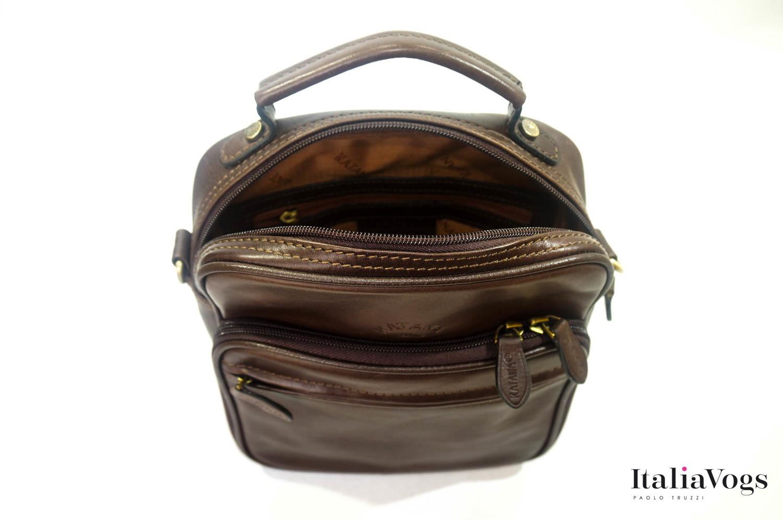 Мужская сумка из НАТУРАЛЬНОЙ КОЖИ KATANA K31026