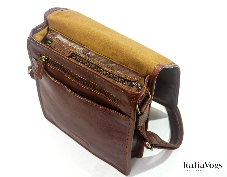 Мужская сумка из НАТУРАЛЬНОЙ КОЖИ KATANA K39103