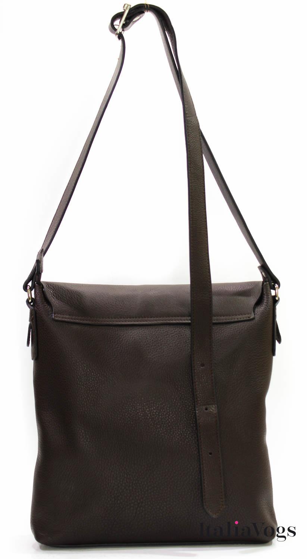 Мужская сумка через плечо из НАТУРАЛЬНОЙ КОЖИ KATANA K83812