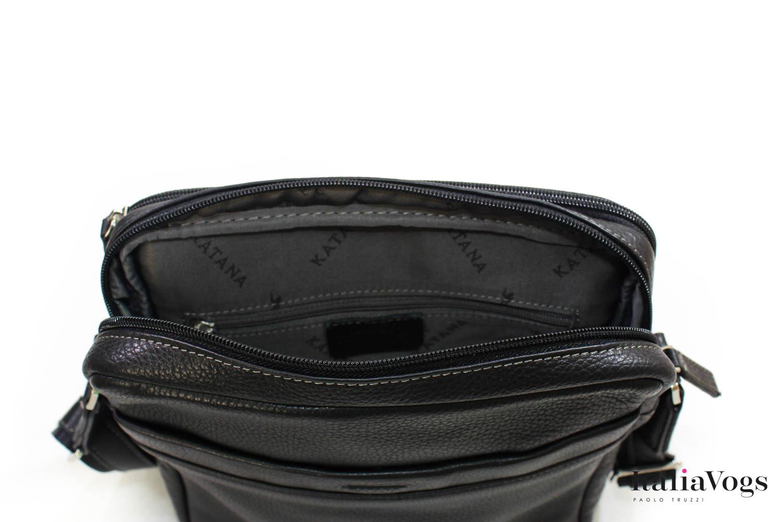 Мужская сумка из НАТУРАЛЬНОЙ КОЖИ KATANA K83603