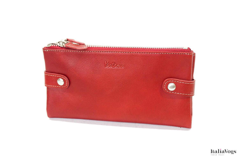 3af888ddf774 Женская сумка через плечо из НАТУРАЛЬНОЙ КОЖИ KATANA K66822 ...