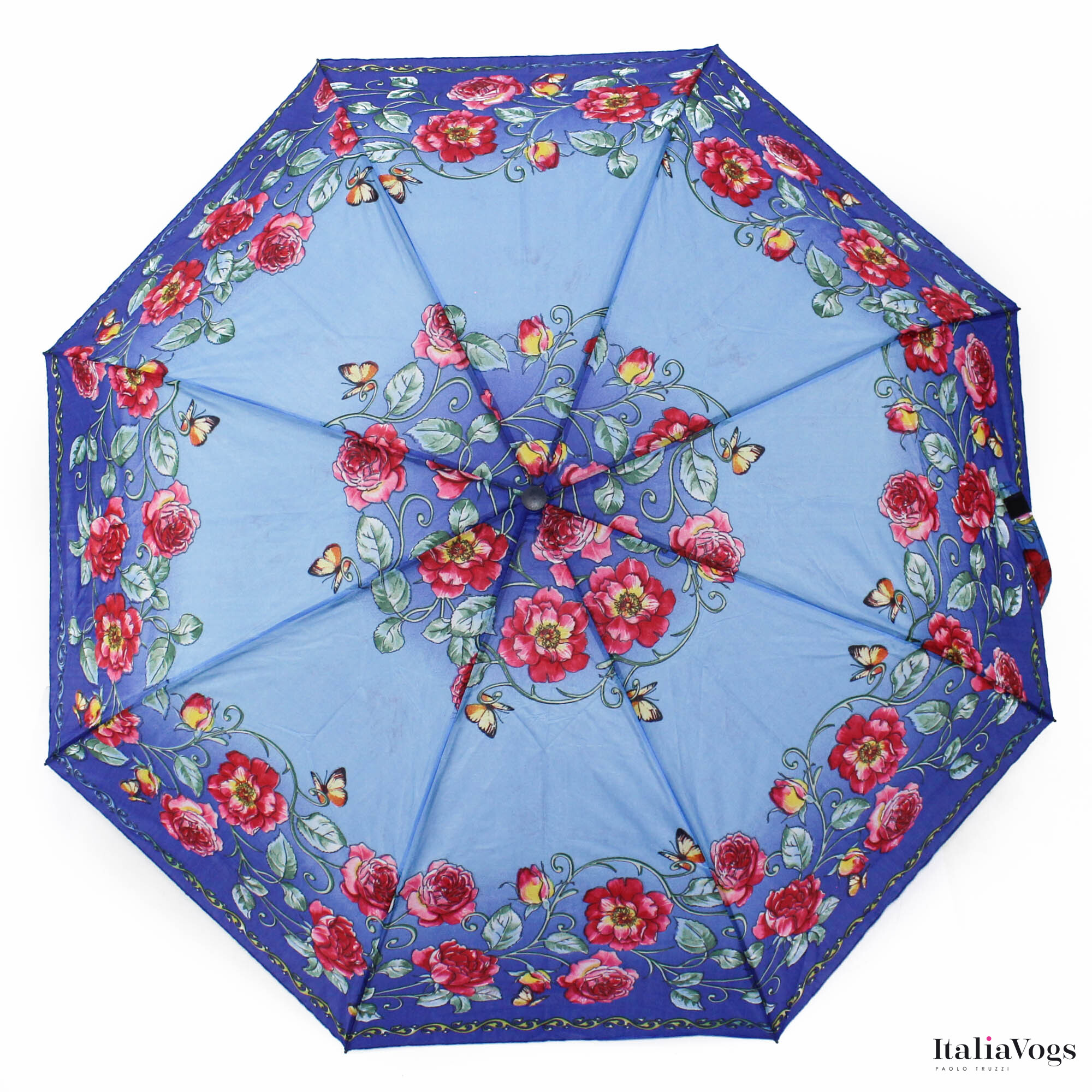 Женский зонт полуавтомат ODB0074
